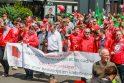 Dešimtys tūkstančių belgų protestuoja prieš pensijų reformą