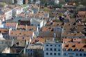 Centrinėje miesto dalyje esančių namų stogai spindi stoglangiais, kurie liudija, kad palėpės tapo viena galimybių praplėsti savo būstą ir pagerinti gyvenimo sąlygas.