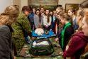 Karo medikas: darbas, kurį ištvertų ne kiekvienas