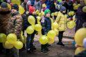 Lietuvos nepriklausomybę paminėjo rekordu