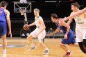 """Jaunimo Eurolyga: """"Žalgiris"""" – CSKA 82:65"""