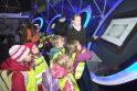 Kosmoso technologijų paroda Vilniuje sulaukė lankytojų antplūdžio