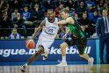 """""""Neptūno"""" krepšininkai nugalėjo Slovėnijos čempionus"""