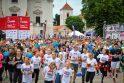 """""""Citadele Kauno maratonas"""": verda kovos tarp universitetų, įmonių ir net politikų"""