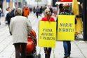 Kaune nedarbo lygis siekia 13,3 procento