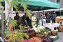 Rudens derliaus šventė: pirkėjai taupo šildymo sezonui