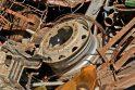 Metalo vagims apvogti Klaipėdos verslininko nepavyko