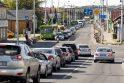 Jurbarko gatvei remontuoti – per 1 mln. litų