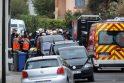 Drama Tulūzoje: ekstremistas žuvo iššokęs per buto langą