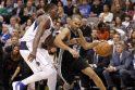 """NBA: """"Spurs"""" iškovojo 11-ąją pergalę iš eilės (rezultatai)"""
