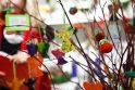 Vilniaus rotušėje šurmuliavo Kalėdų labdaros mugė