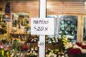 Turgaus pardavėjai tikina: tulpės nepabrango