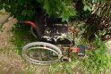 Neįgaliojo vežimėlio savininkas pradingo kaip į vandenį