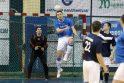 Klaipėdos salės futbolo čempionai paaiškėjo tik po baudinių