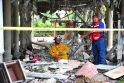 Meksikoje per sprogimą viešbutyje žuvo septyni žmonės