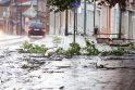 Audra gyventojų turtui atnešė 1,5 mln. litų žalos (atnaujinta)