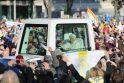Dvasininkų seksualiai išnaudotų žmonių išpažintys sukrėtė popiežių