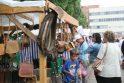 Jūros šventė: tautodailininkai kviečia į mugę