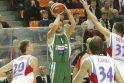 """""""Žalgiris"""" - CSKA: įspūdinga pergalė 67:63 (papildyta)"""
