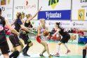 Vilniaus klubas lengvai žengė į Lietuvos moterų krepšinio lygos finalą