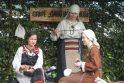 Nidoje šurmuliavo Senųjų amatų dienos