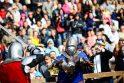 Kaune  vėl   karaliauja   Hanzos  šventė