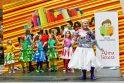 Vilniuje buvo siekiama didžiausios vaikų parašytos knygos rekordo