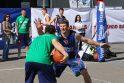 """Kaune startavo """"Žalgirio"""" gatvės krepšinio turnyras"""