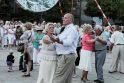 Jūros šventėje žavėjo nostalgiškos A.Lemano dainos