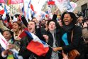Prancūzijos prezidento rinkimuose prasideda antrasis etapas