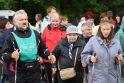 Vilniečiai sveikos gyvensenos paslapčių sėmėsi Vingio parke
