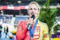 Prie aukso medalio S. Krupeckaitė pridėjo ir bronzą (komentaras)