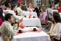 Šv. Valentino dieną nevalia liūdėti vienam
