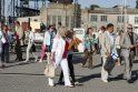 """Kruizinių laivų terminale – """"Vilties misijos 2012"""" išlydėtuvės"""
