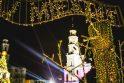 Kaunas pakiliai sutiko Naujuosius metus