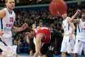 """Jėgų pristigęs """"Lietuvos rytas"""" kapituliavo prieš CSKA (komentarai)"""
