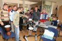 Klaipėdos choro dovanoti instrumentai pasiekė neįgaliuosius