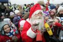 Vilniuje vieši Kalėdų Senelis iš Suomijos