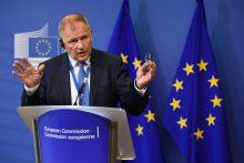 V. P. Andriukaitis įspėja Lietuvą: situacija dėl tymų – grėsminga