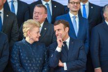Prezidentė dalyvauja Europos Vadovų Taryboje