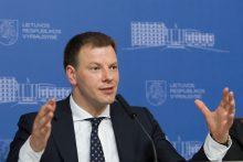 V. Šapoka: kova su šešėliu aktuali visai ES