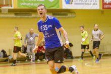 """EHF Iššūkio taurė: """"Šviesa"""" – """"Granitas"""" 33:26"""