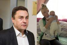 P. Gražulis penktą kartą tapo tėvu: politikas prisipažino apie nesantuokinį vaiką