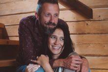 L. Adomaitis su žmona susilaukė pirmagimės: prisipažinsiu – verkiu
