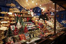 """""""Didžioji kalėdinė Klaipėdos mugė"""": beveik 300 prekybininkų po vienu stogu"""