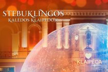 Kalėdos Klaipėdoje: uždrausta pirotechnika ir alkoholis