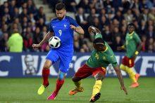 Europos futbolo čempionato šeimininkai įveikė Kamerūno vienuolikę