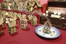 Kalėdinė prekyba sostinės Katedros aikštėje