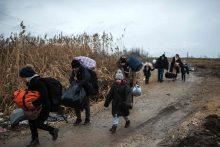 Abejoja, ar pavyks įgyvendinti pabėgėlių perkėlimo programą