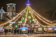 Kalėdų laukiantiems kauniečiams – daugiau kaip pusšimtis šventinių renginių <span style=color:red;>(sąrašas)</span>